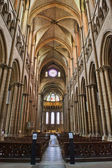 Interior of St. John's Cathedral of Lyon — Stock Photo