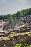 Amphitheater of the Three Gauls — Stock Photo