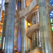 SagradFamiliby Antonio Gaudi — Stock Photo #9984251