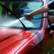 Mwashing car — Stock Photo #10103566
