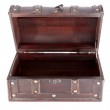 Old wooden chest — Stock Photo #9732792