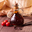 Vanilla extract — Stockfoto