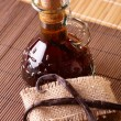 Vanilla extract - Stock Photo