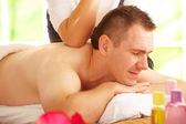Thai massage treatment — Stock Photo