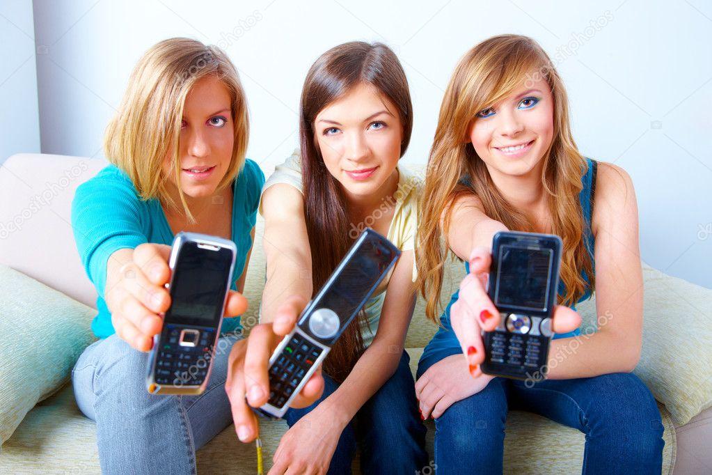 Девушки для мобилы фото