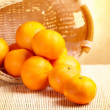 Royalty-Free Stock Photo: Tangerines