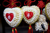 Shells, decorative pendant — Stock Photo