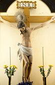 страстная пятница статуи статуи, макао — Стоковое фото