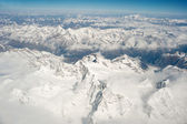 The Himalayan Mountains — 图库照片
