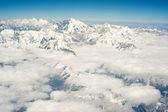 The Himalayan Mountains — Stock Photo