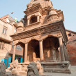 Nepal Durbar Square - Stock Photo