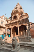 Nepal Durbar Square — Stock Photo