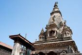 Bhaktapur Durbar Square — Stockfoto