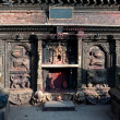 Nepal statues, temples and decorative arts — стоковое фото #9828571