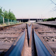 Stock fotografie: Railway transportation