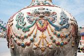 Boudnath stupa — Stock Photo