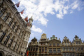 Grande place — Stock Photo