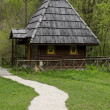 Stock Photo: Traditional house from Bosnia