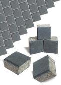 Patio blocks — Stock Photo