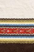 Ethnic rug — Stock Photo