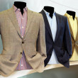 Trendy suits — Foto Stock