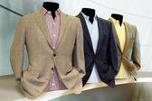 Modne garnitury — Zdjęcie stockowe