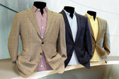 Trendy suits — Stock Photo