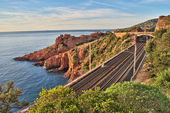 Eisenbahn — Stockfoto