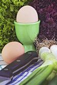 Ingredientes ensalada — Foto de Stock