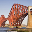 Stock Photo: Forth Rail Bridge, Edinburgh, Scotland