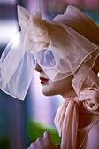 Elegant mannequin — Stock Photo