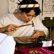 Stock Photo: Historical commemoration, medieval jewelry