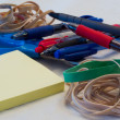 Office Supplies — Stock fotografie #10062393