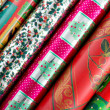 Stock Photo: Wrapping Paper