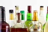 Hard Liquors — Stock Photo