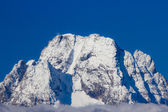 Teton Peak — Stock Photo