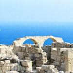 Постер, плакат: Cyprus ruins
