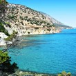 Akamas beach in Cyprus - Stock Photo