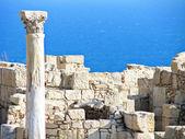 Ruinas de chipre — Foto de Stock
