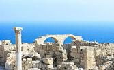 Kypr ruiny — Stock fotografie