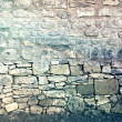 Grungy wallpaper of stone wall — Stock Photo