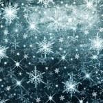 Christmas blue background — Stock Photo #10202836