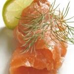 Salmon fish — Stock Photo #10529066