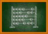 Рисование Абакус — Cтоковый вектор