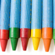 Wax crayons — Stock Photo #9771746
