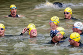 游泳运动员 — 图库照片