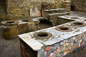 Thermopolium in Herculaneum — Foto de Stock