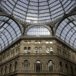 Stock Photo: GalleriUmberto in Naples (Italy)