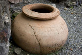 Jar in Pompeii — Stock Photo