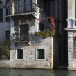Stock Photo: Facade along Grand Canal in Venice